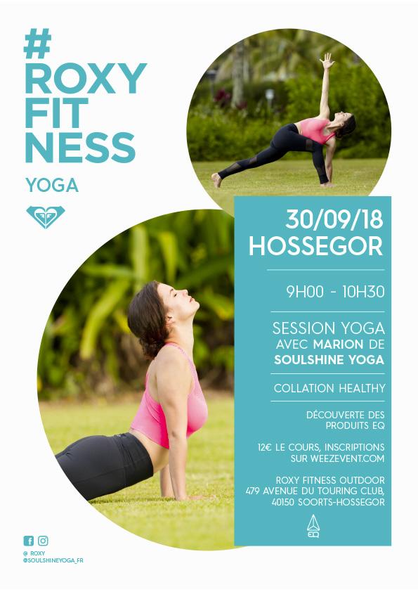 Roxy Yoga Hossegor - 30 09 - Soulshine
